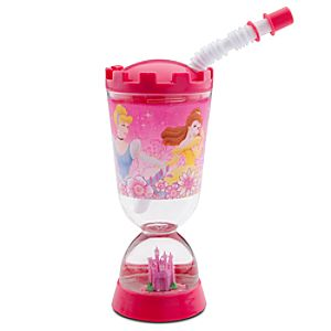 Disney Princess Dome Tumbler with Straw