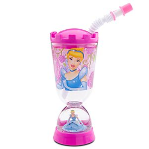 Cinderella Dome Tumbler with Straw