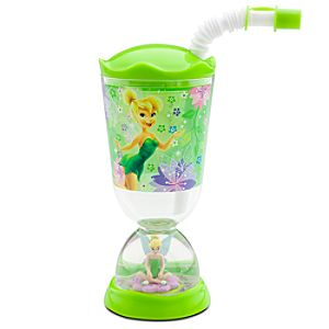 Tinker Bell Dome Tumbler with Straw