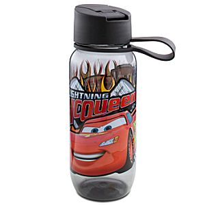 Lightning McQueen Water Bottle