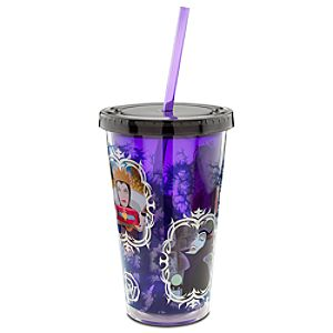 Disney Villains Large Tumbler with Straw