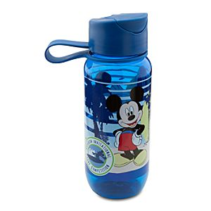 Mickey Mouse Water Bottle - Small