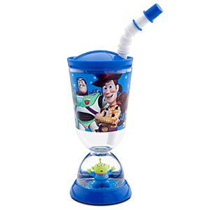 Toy Story 3 Dome Tumbler with Straw