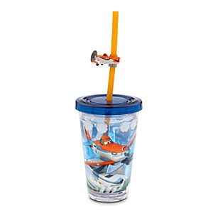 Planes: Fire & Rescue Tumbler with Straw - Small