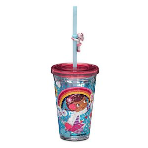Doc McStuffins Tumbler with Straw - Small