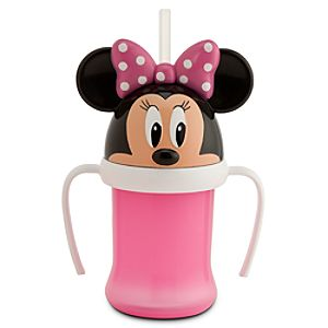 Minnie Mouse Head Cup with Handle for Kids
