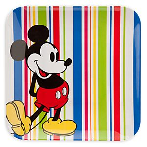 Mickey Mouse Plate - Summer Fun