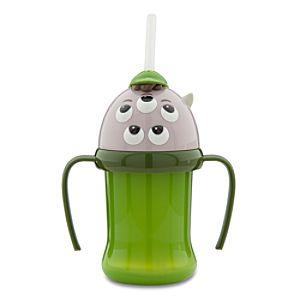 Squishy Head Cup with Straw for Kids - Monsters University