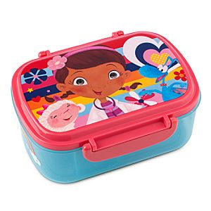 Doc McStuffins Snack Box
