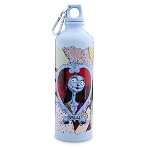 Tim Burtons The Nightmare Before Christmas  Aluminum Sally Water Bottle
