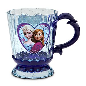 Frozen Cup With Anna and Elsa