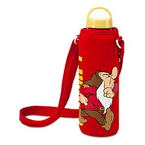 Grumpy Water Bottle with Neoprene Cover