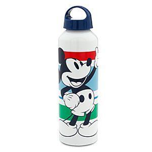 Mickey Mouse Aluminum Water Bottle - Summer Fun