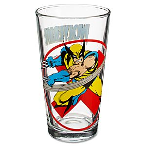 Glass Wolverine Tumbler
