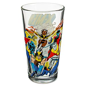 Glass X-Men Tumbler