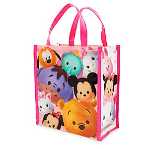 Minnie Mouse and Friends Tsum Tsum Vinyl Tote - Small