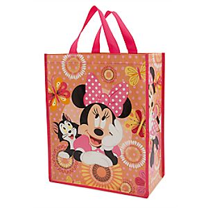Minnie Mouse and Figaro Reusable Tote