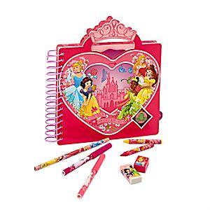 Disney Princess Fun on the Run Art Pack