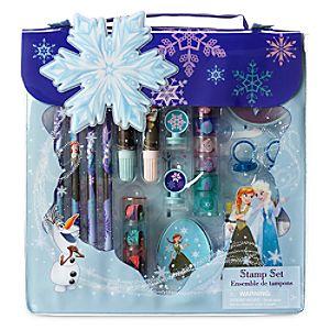 Frozen Stamp Set