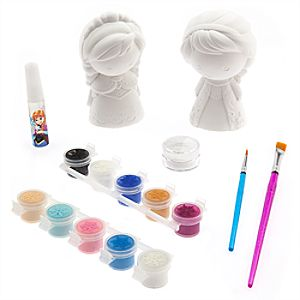 Anna and Elsa Paint Set