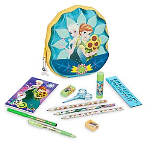 Frozen Zip-Up Stationery Kit