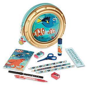 Finding Dory Zip-Up Stationery Kit