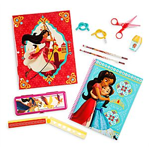Elena of Avalor Stationery Supply Kit
