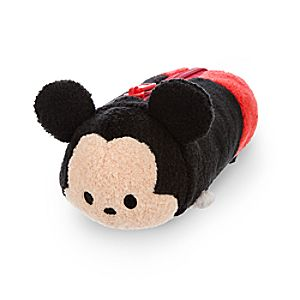 Mickey Mouse Tsum Tsum Plush Pencil Case - 8