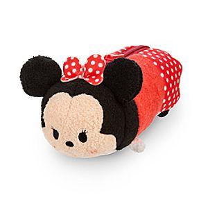 Minnie Mouse Tsum Tsum Plush Pencil Case - 8