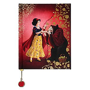 Snow White and Evil Queen as Hag Fairytale Journal - Disney Fairytale Designer Collection