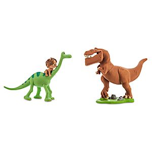The Good Dinosaur Eraser Set