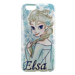 Elsa Sketch iPhone 6 Case