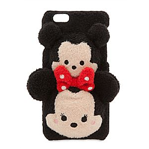 Mickey and Minnie Mouse Tsum Tsum Plush iPhone 6 Case