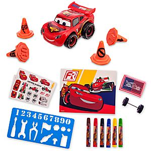 Cars Racing Art Set