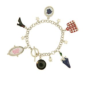 Mary Poppins: The Broadway Musical Charm Bracelet