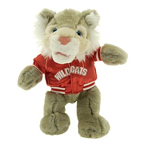 High School Musical On Tour 12 Wildcat Plush