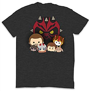 Star Wars: The Phantom Menace Tsum Tsum Tee for Men - Limited Release