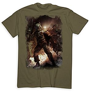 Boba Fett May the 4th Be With You 2016 Tee for Men - Star Wars - Limited Release