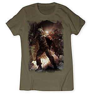 Boba Fett May the 4th Be With You 2016 Tee for Women - Star Wars - Limited Release