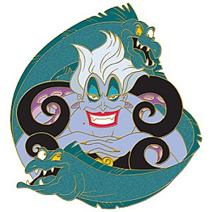 The Little Mermaid Pin -- Ursula