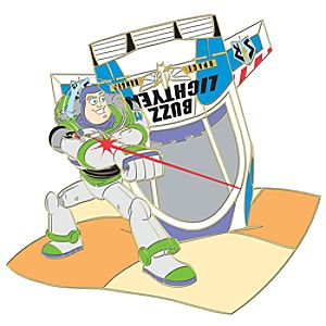 110th Legacy Collection Buzz Lightyear Pin