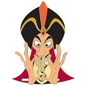 110th Legacy Collection Jafar Pin