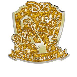 D23 Membership Exclusive 50th Anniversary The Absent-Minded Professor Pin