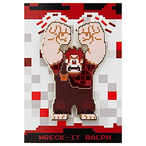 Wreck-It Ralph Pin