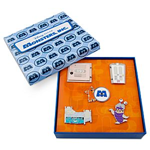 Monsters, Inc. Pin Set - 5-Pc.