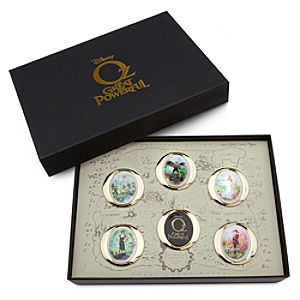 Oz The Great and Powerful Pin Set - Limited Edition