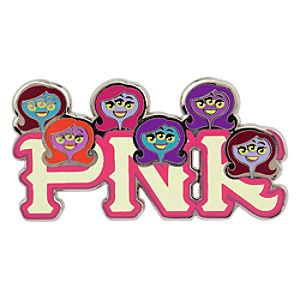PNK Sorority Pin - Monsters University