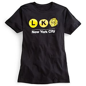 The Lion King: The Broadway Musical Tee for Adults