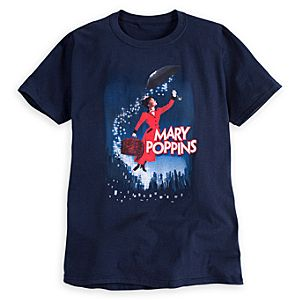 Mary Poppins: The Broadway Musical Tee for Adults