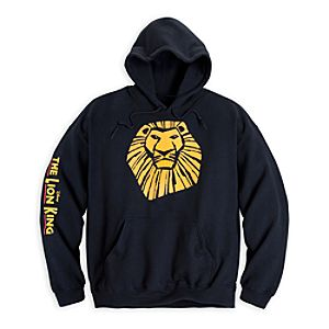 The Lion King: The Broadway Musical Hoodie for Adults